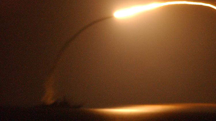 Suben las acciones del fabricante de los misiles Tomahawk tras el bombardeo de EE.UU. a Siria
