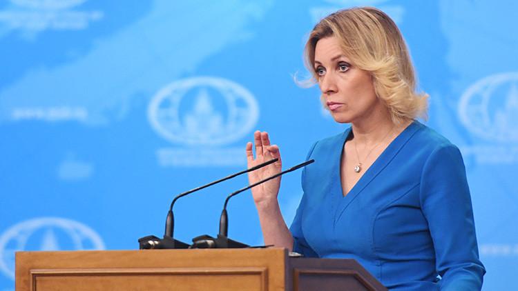 """Rusia responde a EE.UU.: """"Todo el mundo participó en la liquidación de armas químicas en Siria"""""""