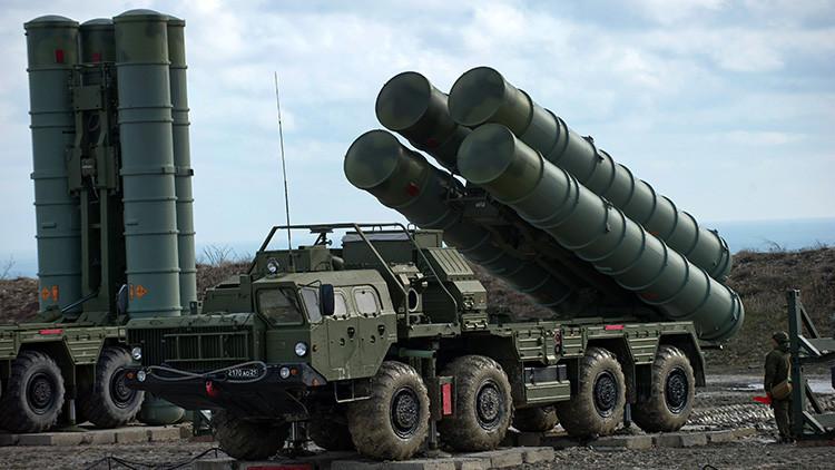 Rusia: Los sistemas S-400 empiezan a recibir misiles capaces de abatir objetivos en el espacio