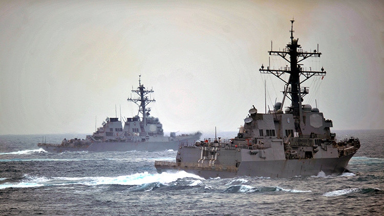 INFOGRAFÍA: Así está la situación militar en Siria tras el ataque con misiles de crucero Tomahawk
