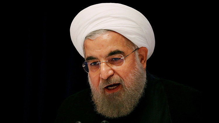 """Irán: """"EE.UU. se cree el juez y el policía del mundo"""""""