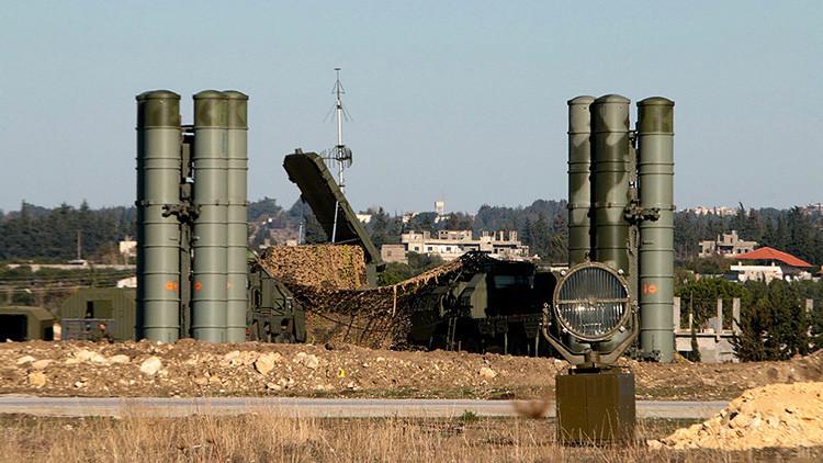 Rusia revela cómo protege sus tropas en Siria frente a ataques aéreos