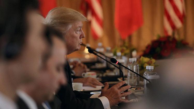 """Trump al Congreso sobre el ataque a Siria: """"Actué conforme a los intereses nacionales de EE.UU."""""""