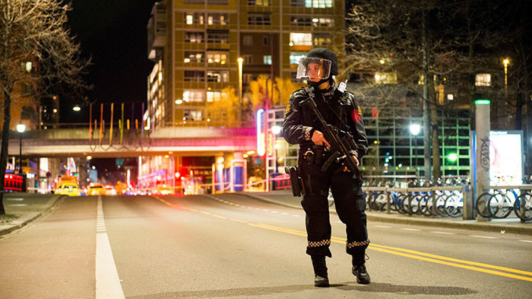 Noruega: Acordonan una zona de Oslo por un objeto sospechoso