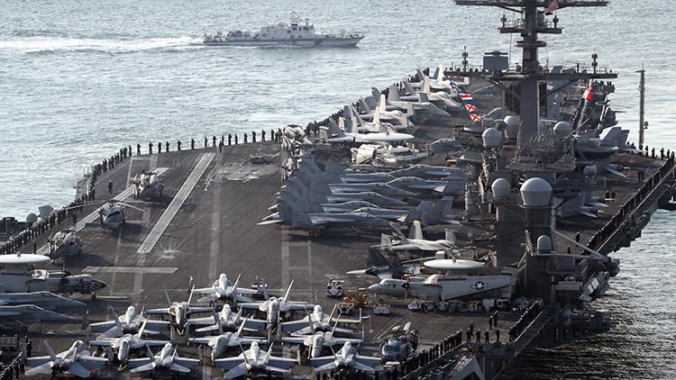 """Parlamentario ruso: """"No se excluye la posibilidad de un ataque de EE.UU. a Corea del Norte"""""""