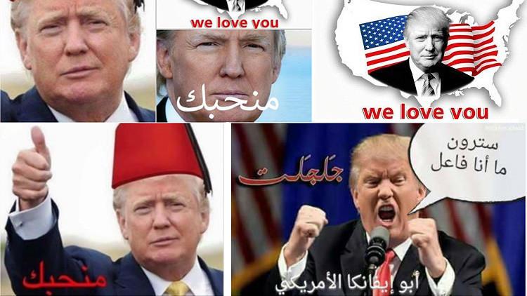 ¿Qué es 'Abu Ivanka al Amreeki'?: Los usuarios árabes aplauden y repudian a Trump por atacar a Siria
