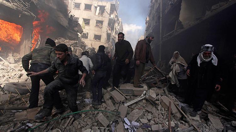 Cinco claves para no perderse en el 'laberinto' de la guerra siria