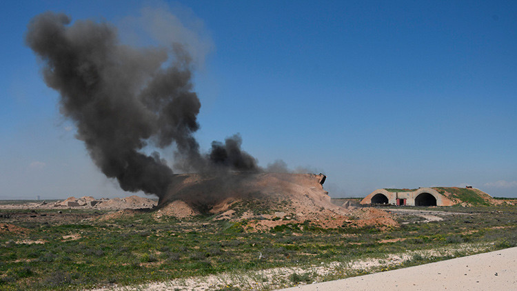 China se opone al uso de la fuerza militar contra Siria