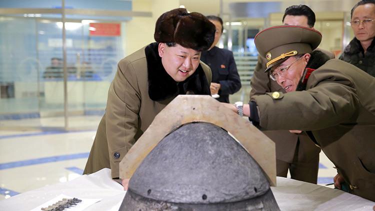 """Pionyang: """"Los ataques contra Siria muestran que hacemos bien fortaleciendo nuestro poder nuclear"""""""