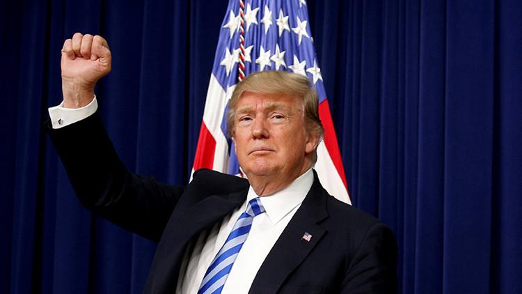 Crece el índice de popularidad de Trump tras el ataque a Siria