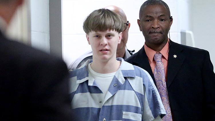 Condenan a nueve cadenas perpetuas a Dylann Roof, el asesino de Charleston
