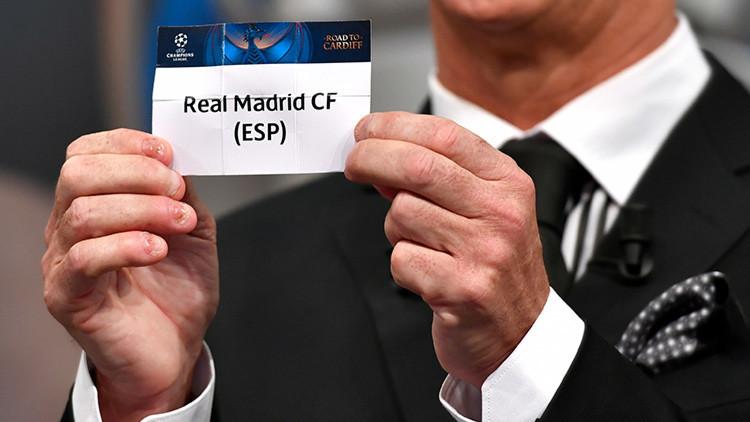 Confirmado: El Real Madrid es el equipo con más suerte en los sorteos de la Liga de Campeones