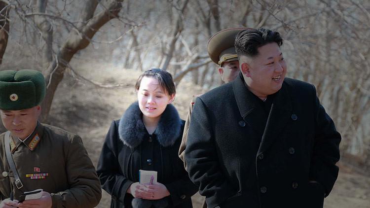 Aparece en público la hermana de Kim Jong-un tras 9 meses de ausencia