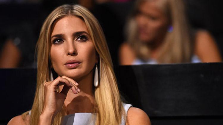 El hijo de Trump revela cómo influyó Ivanka en la decisión de bombardear Siria