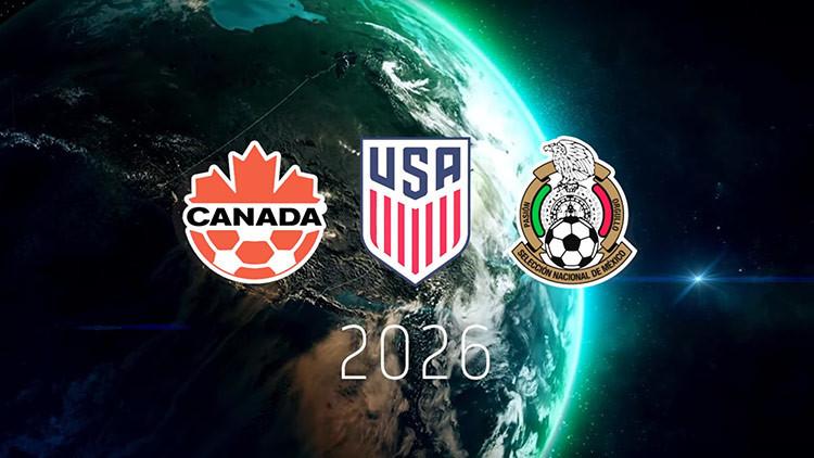 """""""Unir países"""": EE.UU., México y Canadá proponen organizar conjuntamente el Mundial 2026"""