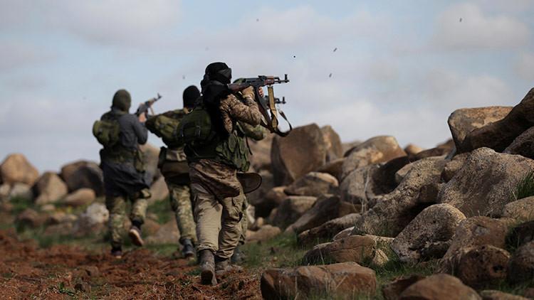 Dos militares rusos fallecen tras ser atacados por yihadistas en Siria