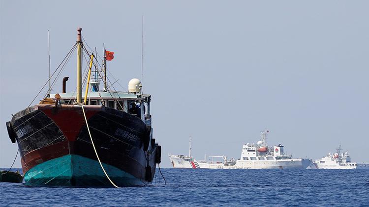 ¿Es la disputa de las aguas el mayor problema en el mar de la China Meridional?