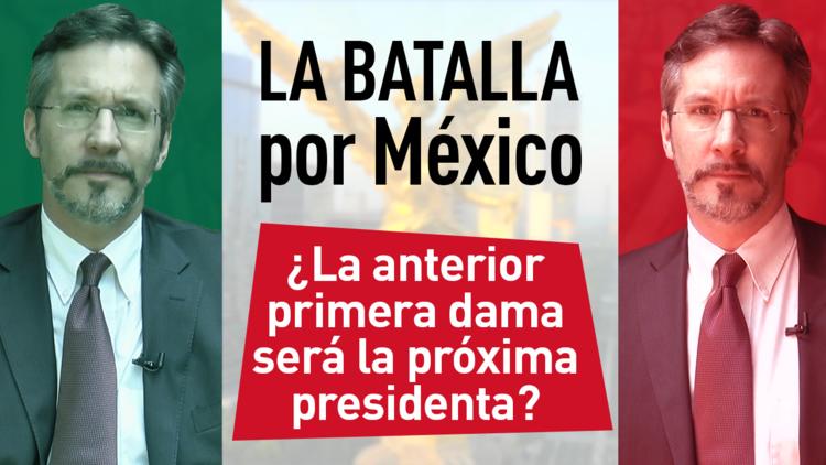 ¿La mujer de Felipe Calderón, próxima presidenta de México?