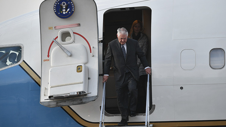 ¿Ultimátums o negociación? Qué esperar de la visita de Tillerson a Moscú