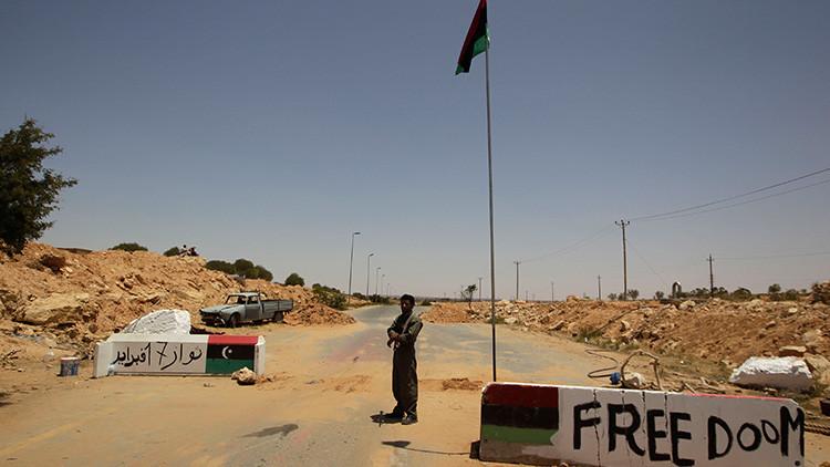 Un asesor de Trump propone dividir Libia en tres partes