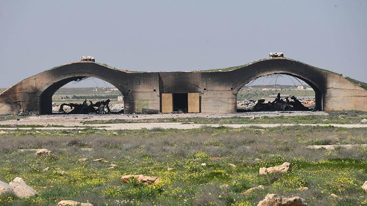 Rusia e Irán condenan el ataque de EE.UU. contra Siria porque ayuda al terrorismo