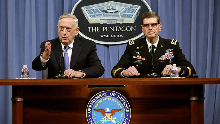 ¿Señal para Pionyang? El Pentágono explica por qué su portaaviones cambió de rumbo