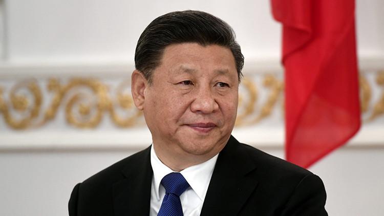 El presidente chino visitará Rusia en julio