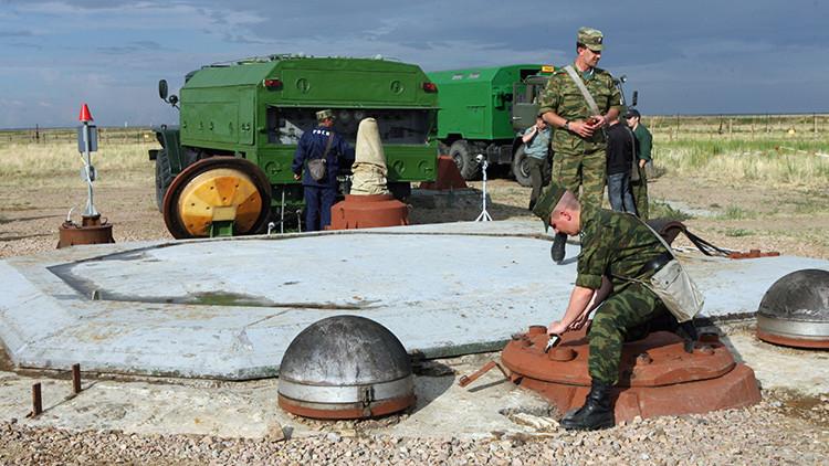 """""""El 96% de las lanzaderas de la Fuerza de Misiles Estratégicos rusa está listo para uso inmediato"""""""