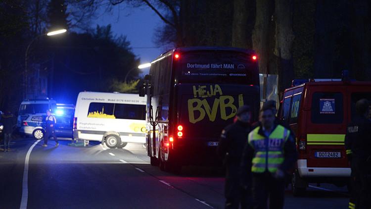 Atentado en Dortmund: una nota exige el cierre de la base de Ramstein