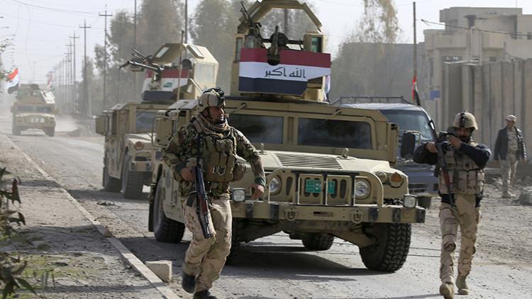 El Ejército iraquí investiga el video de la ejecución de 22 personas por soldados
