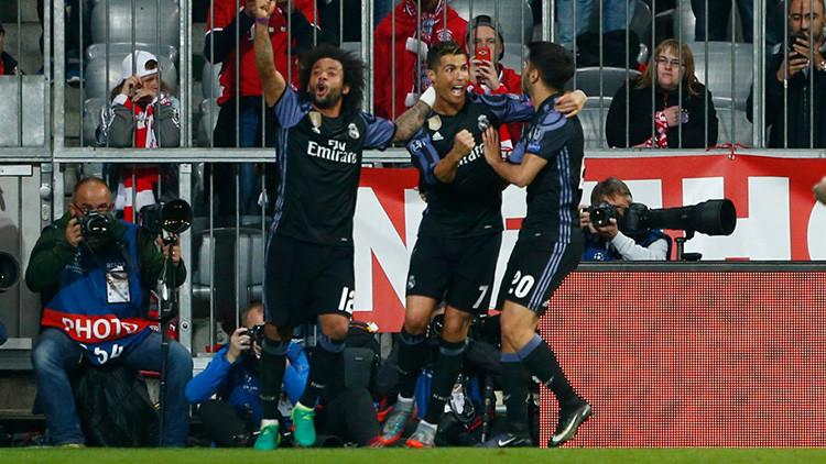 Miércoles Santo: Cristiano 'resucita' al Real Madrid en Múnich