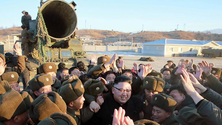 """Fuentes de la Casa Blanca: """"Pionyang detonará el sábado un dispositivo nuclear"""" (fotos satélite)"""