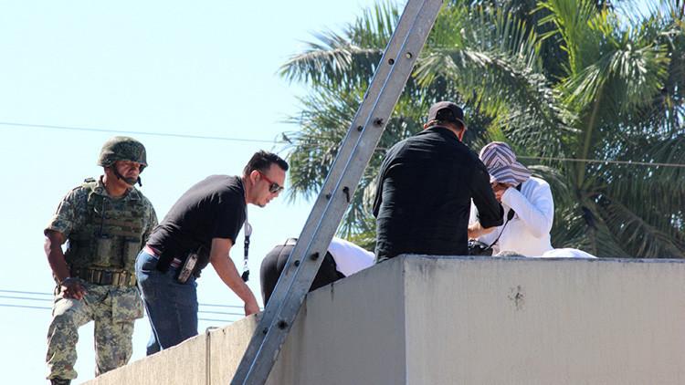 ¿Lanzado de una avioneta? Aparece cadáver en la azotea de un hospital mexicano