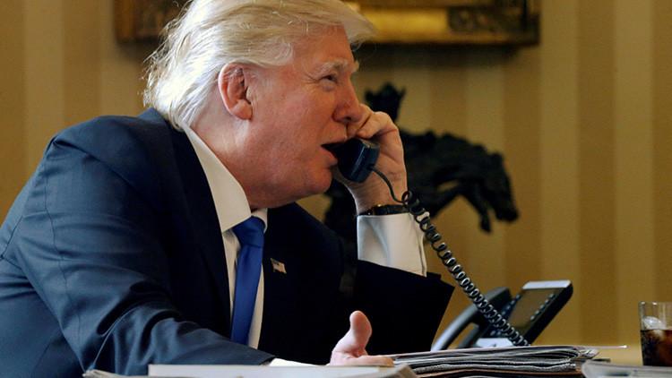 Trump pide a Xi Jinping transmitir a Pionyang que EE.UU. además posee submarinos nucleares