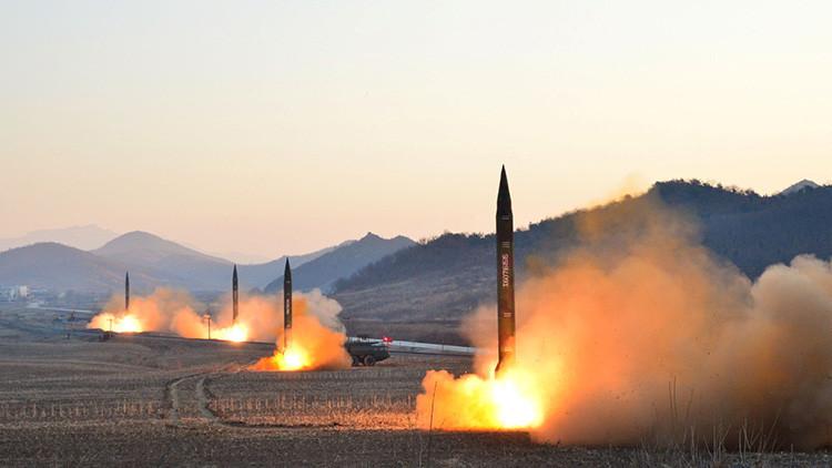 Japón: Corea del Norte puede tener la capacidad de atacar con misiles con ojivas con sarín