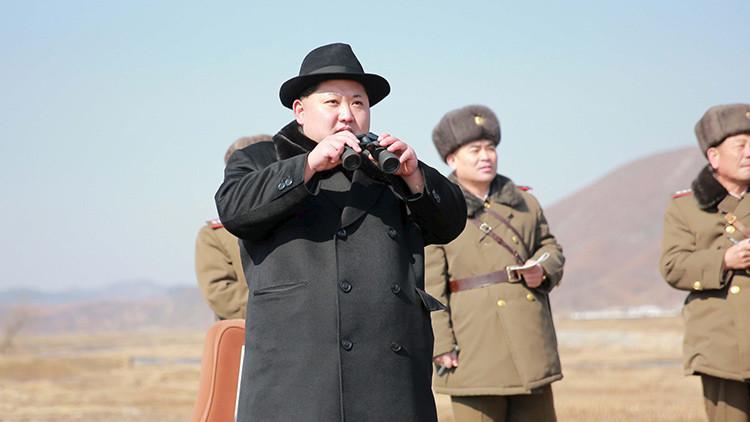 Kim Jong-un supervisa ejercicios de las fuerzas especiales norcoreanas