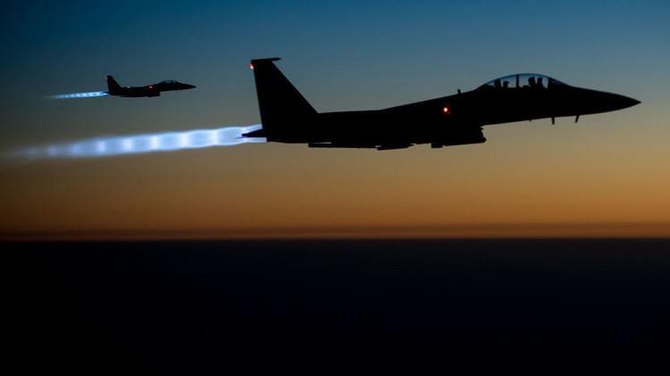 La coalición mata por error a 18 rebeldes sirios