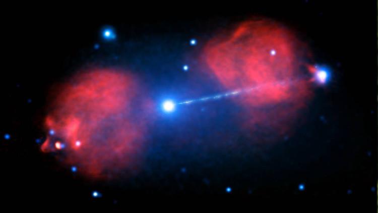 'La red cósmica del Universo': Publican la primera imagen del 'puente' que conecta las galaxias