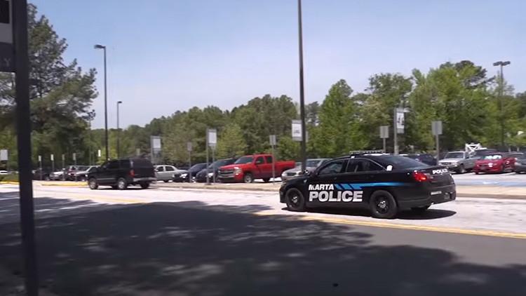 EE.UU.: Al menos un muerto y cuatro heridos en un tiroteo en la estación de trenes de Atlanta