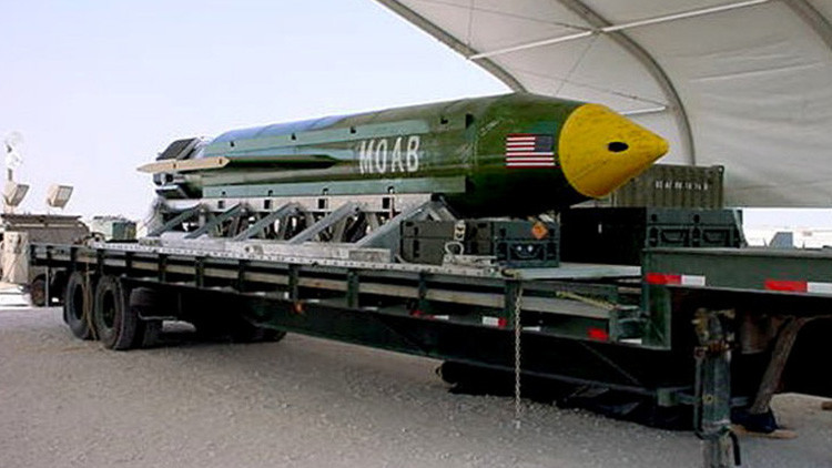 Qué tan poderosa es la 'madre de todas las bombas' (VIDEO)