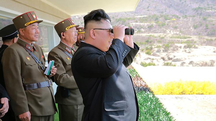 """EE.UU.: """"El tiempo de negociar a largo plazo con Corea del Norte se acabó"""""""