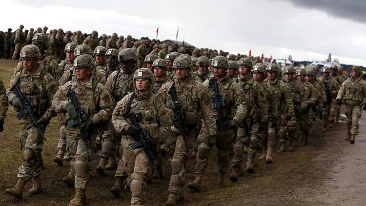 Primeros soldados de un nuevo grupo de combate de la OTAN llegan a Polonia