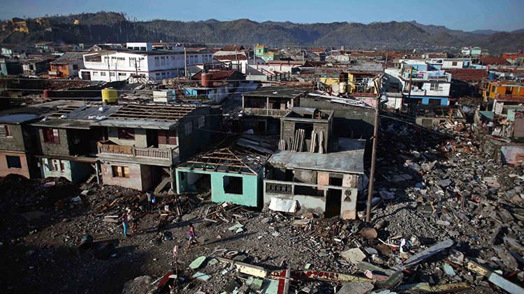 Rusia destina 1,5 millones de dólares para la recuperación de Cuba tras el huracán Matthew