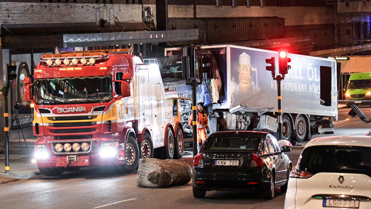 El sospechoso del atentado terrorista de Estocolmo es miembro del Estado Islámico