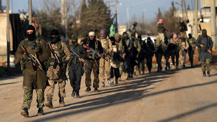 El Estado Islámico niega que la MOAB haya causado víctimas en sus filas