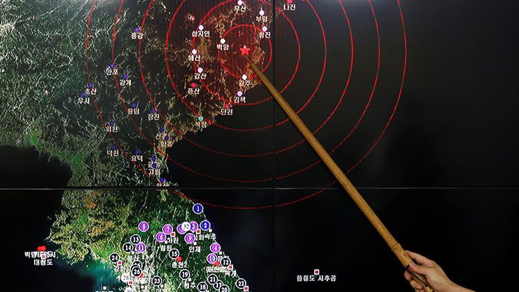¿Cómo sabremos que Corea del Norte ha realizado su sexta prueba nuclear?