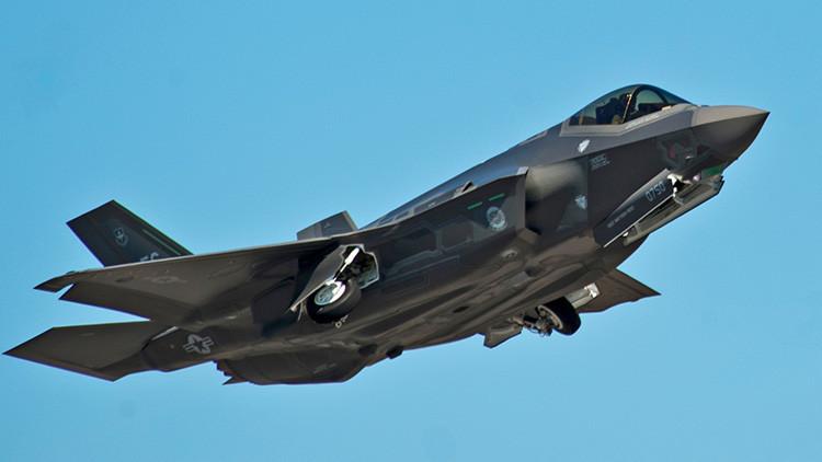¿Una advertencia para Rusia? EE.UU. envía cazas de quinta generación F-35 a Europa