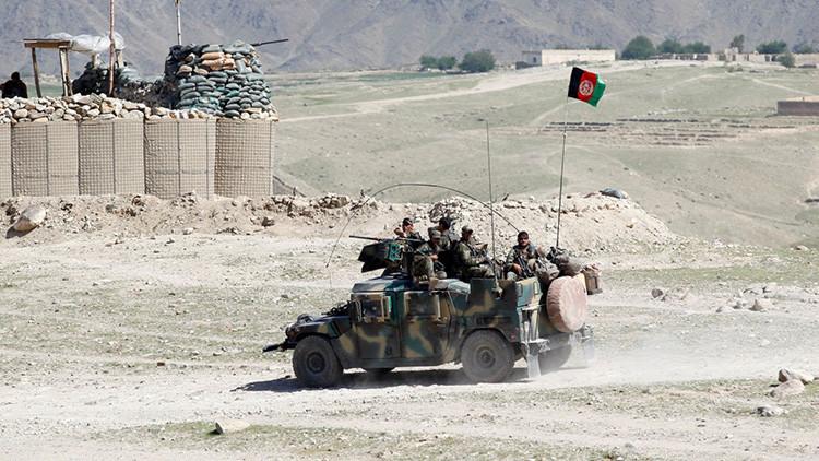 Kabul: 90 terroristas del EI murieron por el impacto de la 'madre de las bombas'