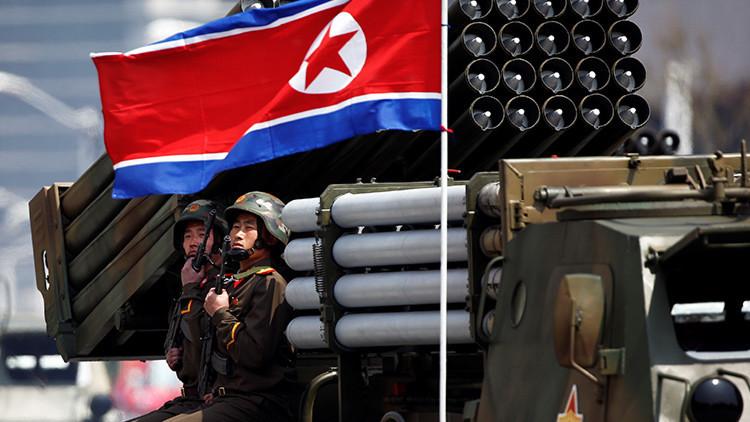 VIDEO: Corea del Norte muestra su poderío militar