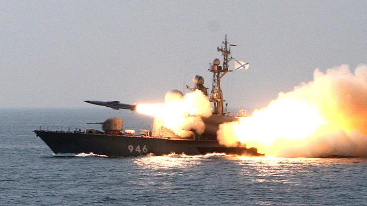 El misil hipersónico ruso Tsirkón alcanza una velocidad de Mach 8